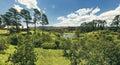 Australia. Landscape of nature. Royalty Free Stock Photo