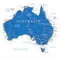 Australia road map