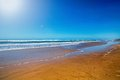Australian coast beautiful closeup in summer Stock Images