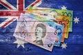 Australian Flag Money