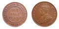 Australian Half Penny pre-decimal 1927 Royalty Free Stock Photo