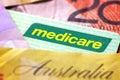Australian Medicare Card And M...