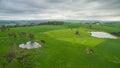 Australian rural farm land Royalty Free Stock Photo