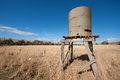 Australian rural scene typical outside of normanville south australia Royalty Free Stock Images