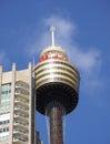 The Australian Sydney Tower eye Stock Photos