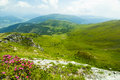 Austria kareck mountain in katschberg Royalty Free Stock Photography