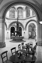 Austria, Vienna, Passage Ferstel Royalty Free Stock Photo