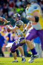 Austrian Bowl XXV - Graz Giants vs. Vienna Vikings Royalty Free Stock Photo