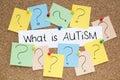 Autism Royalty Free Stock Photo