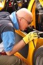 Auto mechanic Royalty Free Stock Photo