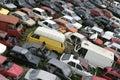 Auto Scrap Royalty Free Stock Photo
