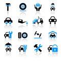Služba ikony