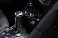 Auto shift car gear lever Royalty Free Stock Photo