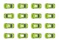 Auto web icons 2 Royalty Free Stock Photos