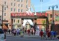 Auto Zone Park Home of the Memphis Redbirds Baseball Team