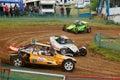 Autocross veľké uherce slovakia may races round of fia central europe championship of fia asn slovakian championship and of the Stock Photo