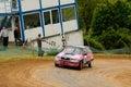 Autocross veľké uherce slovakia may races round of fia central europe championship of fia asn slovakian championship and of the Royalty Free Stock Image