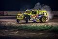 Autograss Car, Autosport International 2016 Royalty Free Stock Photo