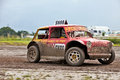 Autograss Mini - Suzuki Royalty Free Stock Photos
