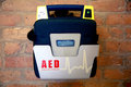 Automated External Defibrillator or AED Royalty Free Stock Photography