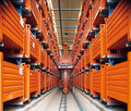 Automatic storehouse Stock Image