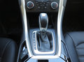 Automatic Transmission,Super Sport Car Interior Royalty Free Stock Photo