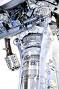 Automobile engine Royalty Free Stock Photography