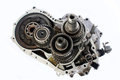 Automobile gear box Royalty Free Stock Image