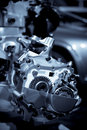 Automotive engineering Royalty Free Stock Image