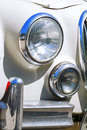 Automotive head lamp Royalty Free Stock Photo