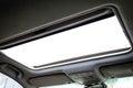 Automotive sunroof Royalty Free Stock Photo