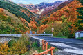 Autumn of Apennines Stock Image