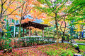 Autumn Colors in Eikando Temple, Kyoto, Kansai, Japan Royalty Free Stock Photo