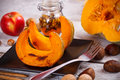 Autumn delicatesse Royalty Free Stock Photo