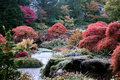Autumn English Garden Royalty Free Stock Photo