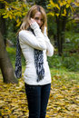 Autumn fashion Royalty Free Stock Image