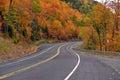 Autumn Foliage In A Northeast ...