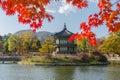 Autumn Of Gyeongbokgung Palace...
