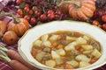 Autumn Harvest Stew Stock Photo
