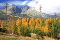 Autumn at High Tatras mountains, Slovakia