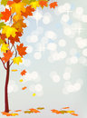Autumn holiday postcard fall is a great time of the year a lot of fruits and vegetable Royalty Free Stock Image