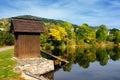 Jesenné jazero