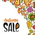 Autumn sale series