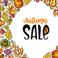 Autumn sale series