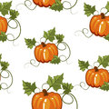 Autumn seamless pattern, gift wrapping, invitation for Halloween or Thanksgiving,set5 Royalty Free Stock Photo