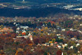 Autumn - Shenandoah Valley Royalty Free Stock Images