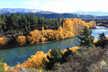 Autumn In South Island New Zea...