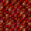 Autumn tile warm Stock Image
