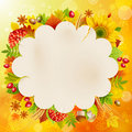 Autumn vintage Royalty Free Stock Photos