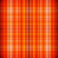 Autumnal tartan color digital repeatable Stock Photography
